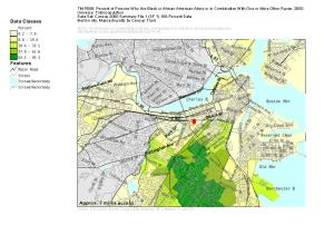 Boston Percent Black
